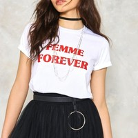 COME TOGETHER FEMME TEE