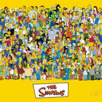 The Simpsons-Characters