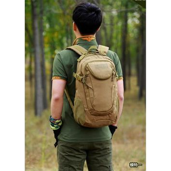 Men's bags backpack backpack bag of  high grade travel Camouflage backpack 14 inch laptop bag for men and women students