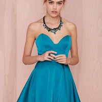 Keepsake Stolen Hearts Fit & Flare Dress