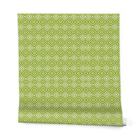 Lisa Argyropoulos Diamonds Are Forever Fern Wrapping Paper