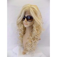 LACE FRONT LOOSE BODY WAVY WIG (ROMANCE CURL)