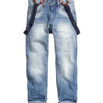 Tapered Jeans - from H&M