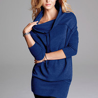 Fleece Cowlneck Tunic - Victoria's Secret