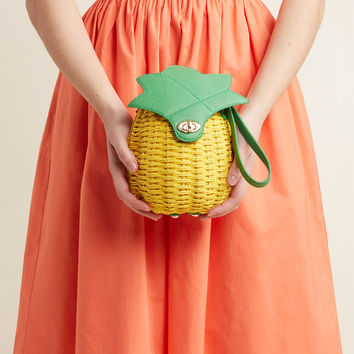 Collectif A Fruit Awakening Clutch