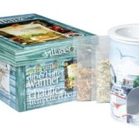 Gourmet du Village Dip & Butter Warmer - Village by the Sea