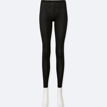 WOMEN HEATTECH LEGGINGS