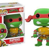 Funko Pop TV: TMNT - Raphael Vinyl Figure