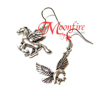PERCY JACKSON Pegasus and Eagle Earrings
