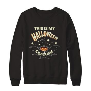 This Is My Halloween Costume T-Shirt Unisex