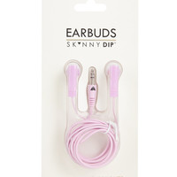 Lilac Earbuds