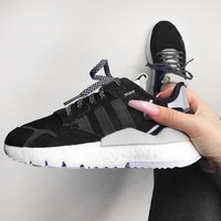 Adidas NITE JOGGER fashion casual shoes sneakerso