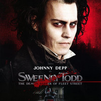 Sweeney Todd: The Demon Barber of Fleet Street 11x17 Movie Poster (2007)