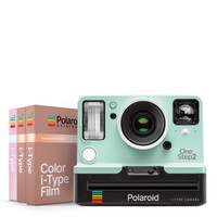 Polaroid OneStep 2 Mint Edition Instant Camera & Special Edition i-Type Film Set