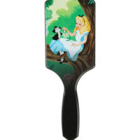 Disney Alice In Wonderland Hair Brush