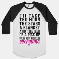 I'll Take The Moon The Stars A Blanket And The Bed Of A Pick Up