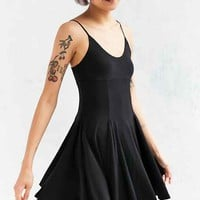 Silence + Noise Veda Fit + Flare Mini Dress