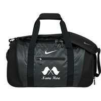 Color Guard Nike Duffel: This Mom Means Business