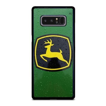 JOHN DEERE 3 Samsung Galaxy Note 8 Case Cover