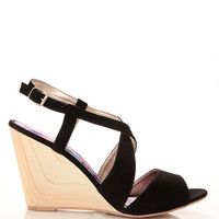 Crisscross Wooden Wedges
