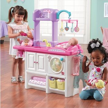 Love & Care Deluxe Nursery Play Set
