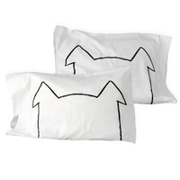 Dog Nap Pillowcases - Set of 2