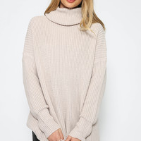 Shady Knit - Dusty Pink