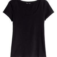 H&M - Short-sleeved Top