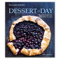 Williams Sonoma Dessert of The Day Cookbook