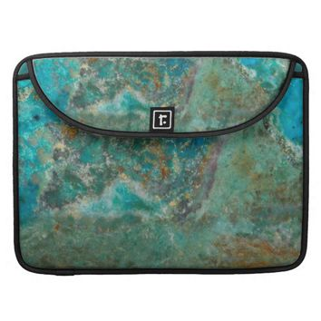 Blue Stone Sleeve For MacBooks