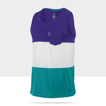 Check it out. I found this Jordan V Pocket Men's Sleeveless Shirt at Nike online.
