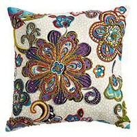 Pier 1 Imports - Product Detail - Multi-Beaded Pillow