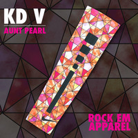 KD V Aunt Pearl Custom Nike Elite Arm Sleeve | Rock 'Em Apparel