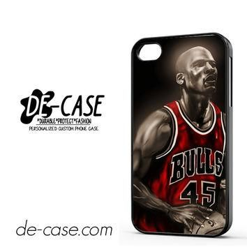 Michael Jordan Poster DEAL-7162 Apple Phonecase Cover For Iphone 4 / Iphone 4S