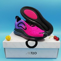 Nike Air Max 720 Fashion Women Men Casual Sneakers Running Sports Shoes Purple/Pink Size 36-45