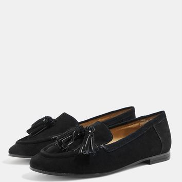 **WIDE FIT LEXI Loafers | Topshop