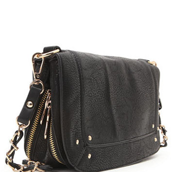 Handbag Republic Foldover Chain Crossbody Bag at PacSun.com