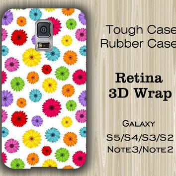 Floral Seamless Samsung Galaxy S5/S4/S3/Note 3/Note 2 Case