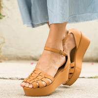 Manner Sandal Platforms