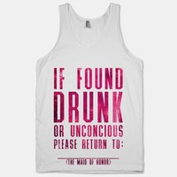 If Found Drunk | HUMAN