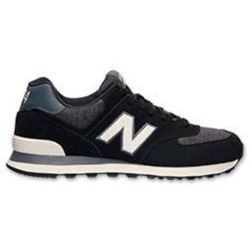 men s new balance 574 pennant casual shoes