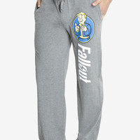Fallout Vault Boy Thumbs Up Sleep Pants