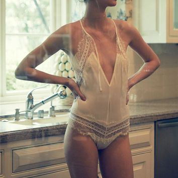 The Daphne Lace Bodysuit
