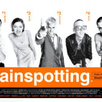 Trainspotting Poster at AllPosters.com