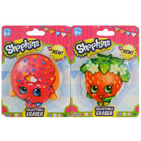 Shopkins Collectable Erasers [Set of 2]