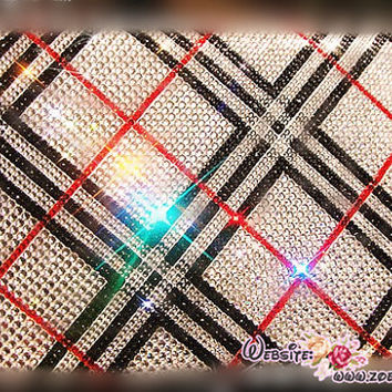 Bling and Stylish MACBOOK Pro / Air / Retina Crystal CASE with Pattern