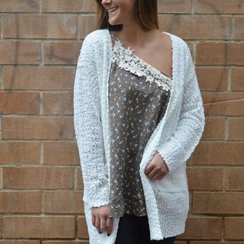 Girls Night In Popcorn Sweater