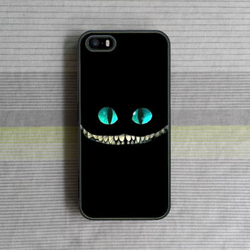 iPhone 5 case , iPhone 5S case , iPhone 5C case , iPhone 4S case , iPhone 4 case , Alice in Wonderland Cat