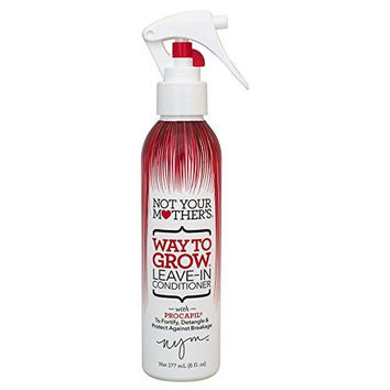 Not Your Mother's Way To Grow Long and Strong Leave-in Conditioner, 6 Ounce