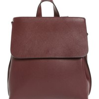 Sole Society Selena Faux Leather Backpack | Nordstrom